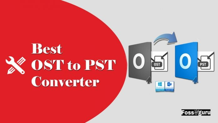 OST to PST converter software to convert OST to PST