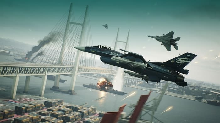 ACE COMBAT™ 7 SKIES UNKNOWN