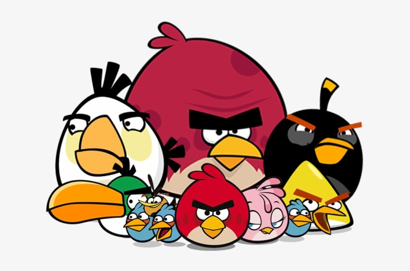 All Angry Birds Game in Chronological Order and alternatives