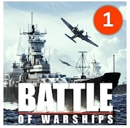 Battle of Warships Naval Blitz - Best Naval Battle Games for Android