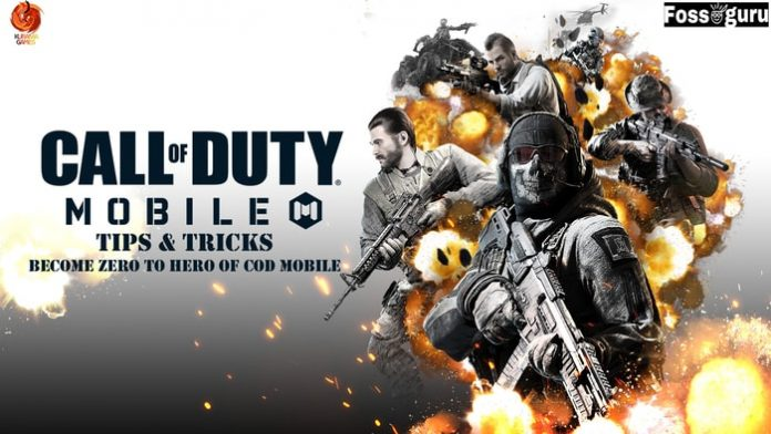 Call of Duty Mobile (CODM) Become a Zero to Hero of COD Mobile