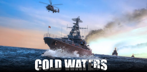 Cold Waters naval battle simulator