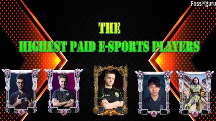 Highest Paid Esports Player of The World