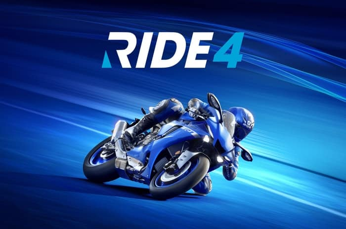 RIDE 4 MotoGP Game for PC