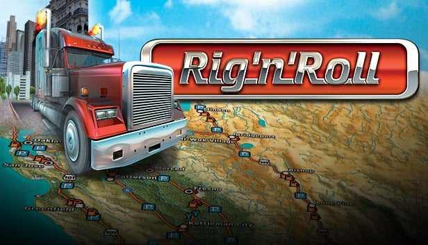 RIG 'n' ROLL Truck Simulator Games With Challenge