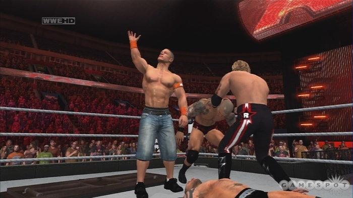 WWE SmackDown vs. Raw 2011 ppsspp games