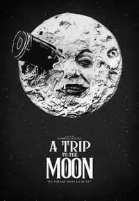 A trip to the moon- first science fiction movie