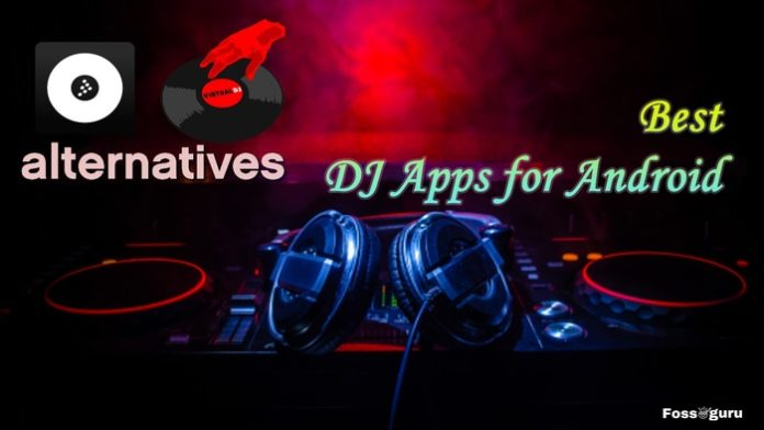 DJ apps for android copy