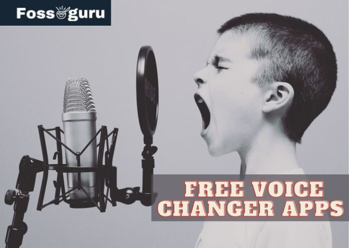 Free Voice Changer Apps For Android During Calls