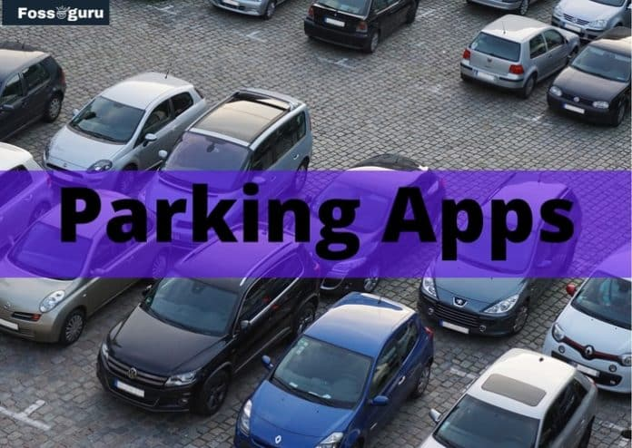 Parking Apps to Find and Book Parking Anywhere