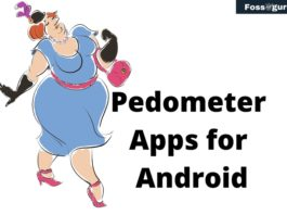 Pedometer Apps for Android to Count Your Step