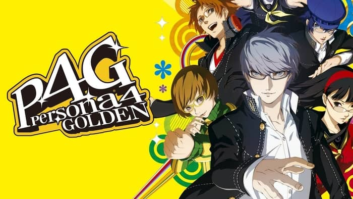 Persona 4 Golden Anime Game