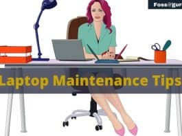 Poor Laptop Maintenance Results and Methods to Counter Them