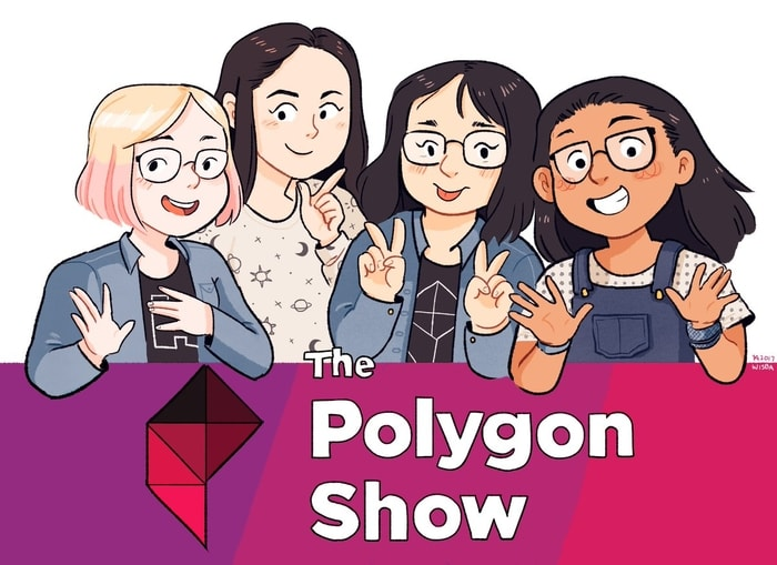 The Polygon Show-The Best Video Gaming Podcasts