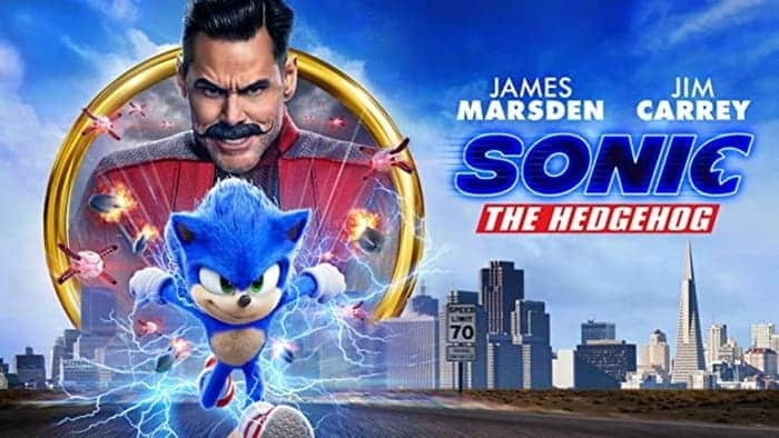 sonic the hedgehog science fiction film