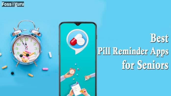 Best 20 Pill Reminder Apps for Seniors to Remind to Take Medicine