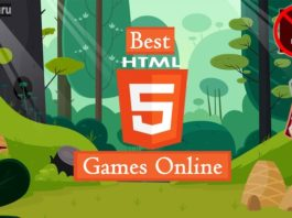 Best HTML5 Games Online Without Flash Player