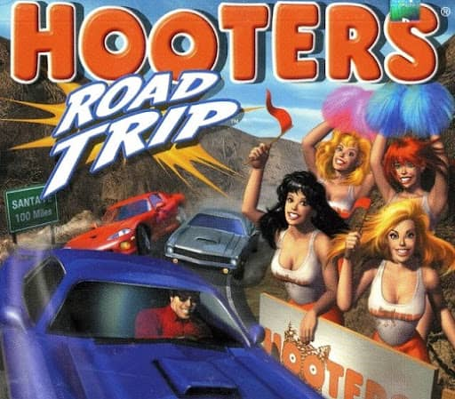 Hooters Road Trip Worst Video Games Ever